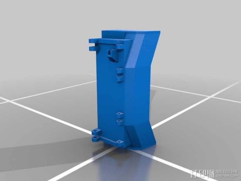 推土机 3D模型  图15