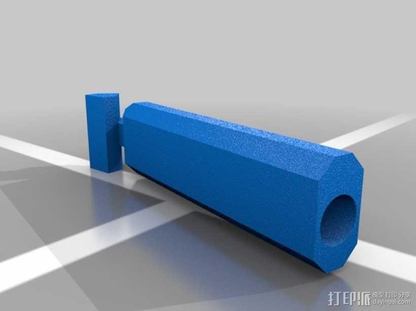 推土机 3D模型  图14