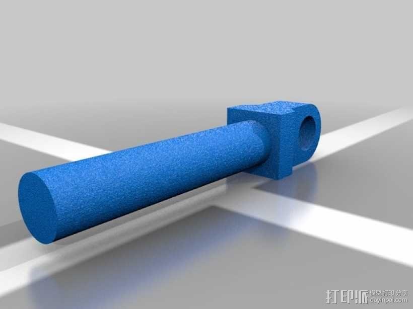 推土机 3D模型  图13
