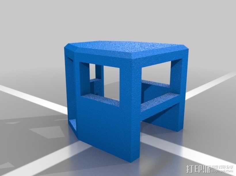 推土机 3D模型  图16