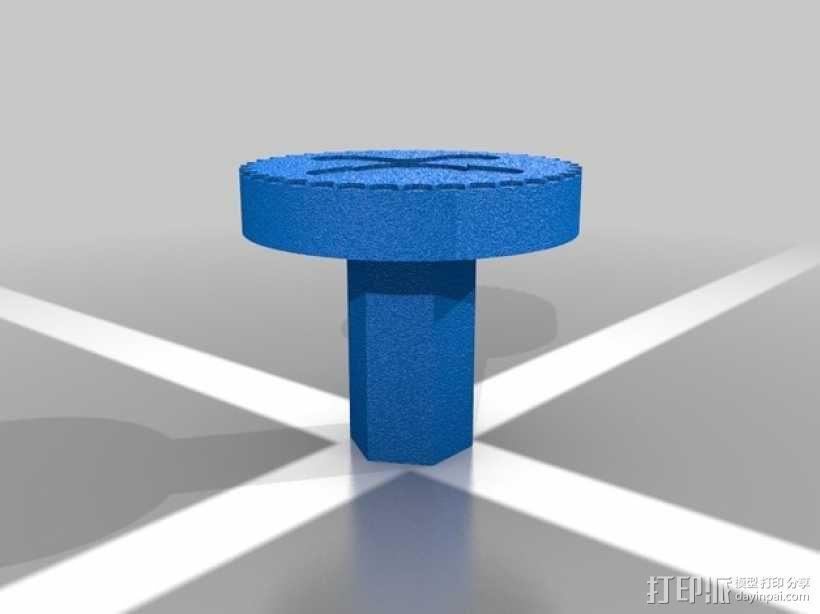 推土机 3D模型  图18