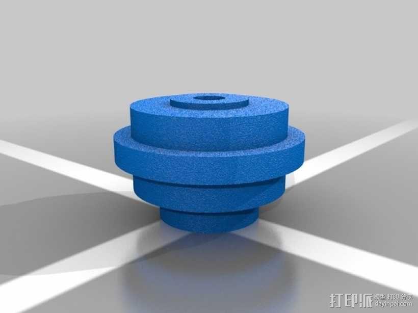 推土机 3D模型  图21