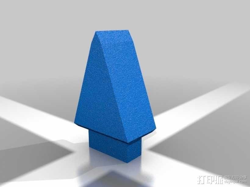 推土机 3D模型  图20
