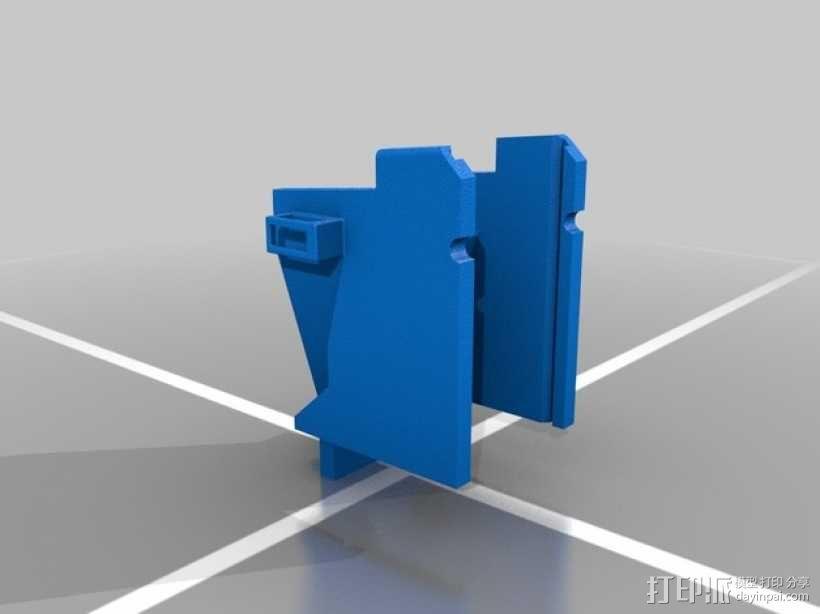 推土机 3D模型  图22
