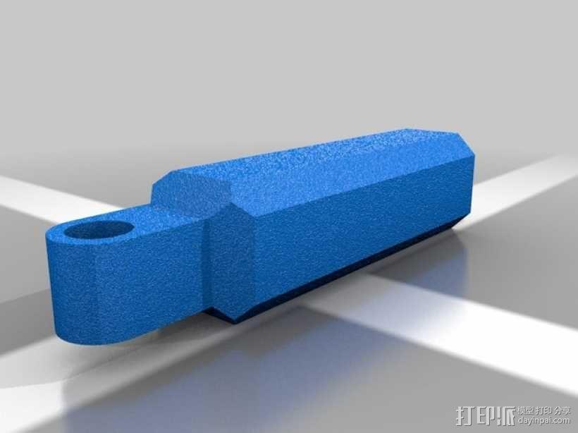 推土机 3D模型  图25