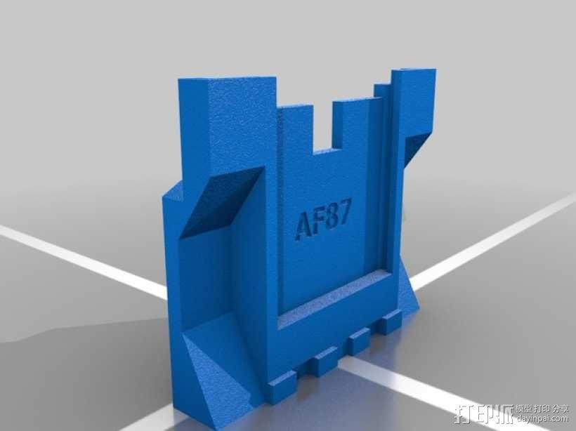 推土机 3D模型  图26