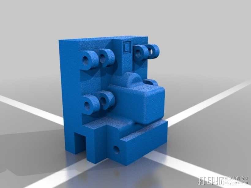 推土机 3D模型  图27