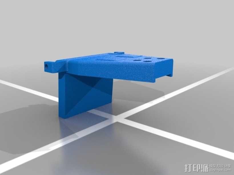 推土机 3D模型  图28