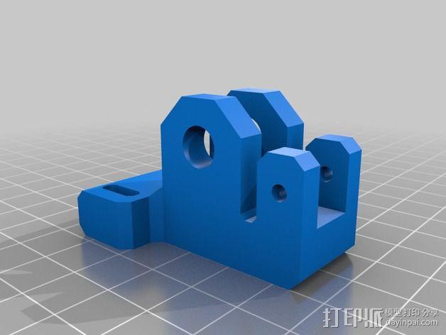齿轮挤出机 3D模型  图17