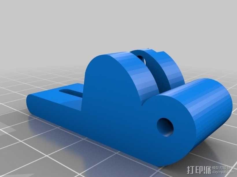 Bowden鲍登直线挤出机 3D模型  图9
