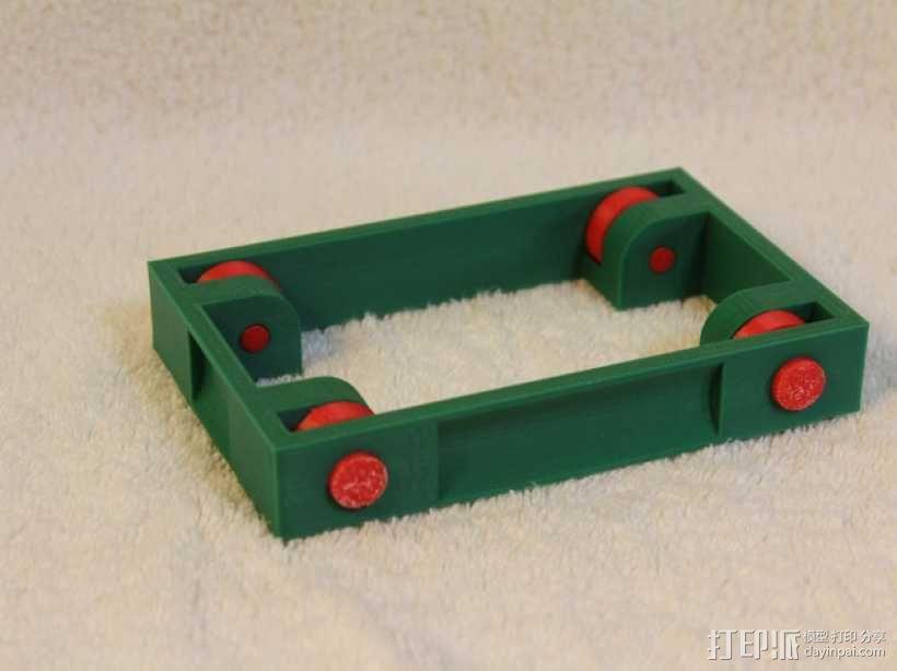 3D打印线材架 线轴架 3D模型  图13