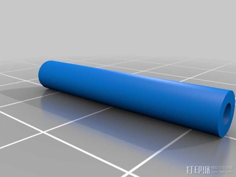 打印机喷嘴 3D模型  图12