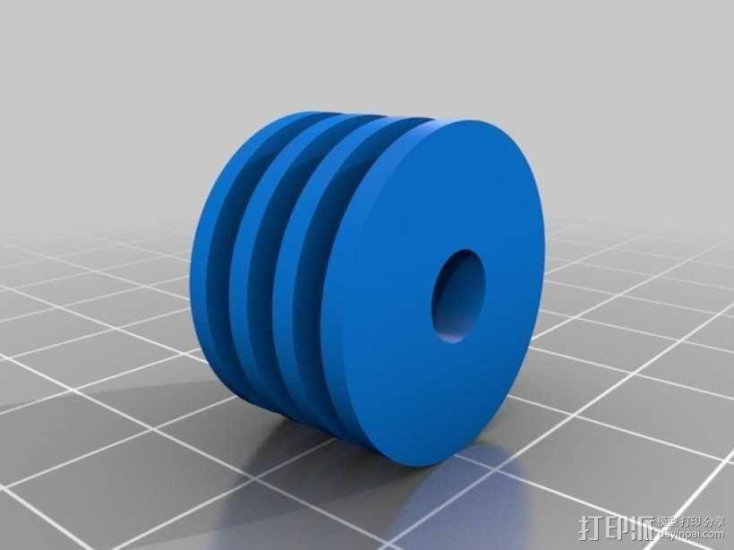 打印机喷嘴 3D模型  图10
