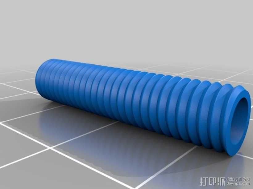 打印机喷嘴 3D模型  图13