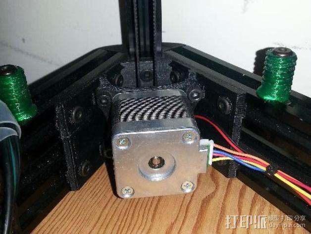 Griffin Delta式 3D打印机 3D模型  图4