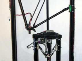 Griffin Delta式 3D打印机 3D模型