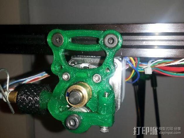 Griffin Delta式 3D打印机 3D模型  图7