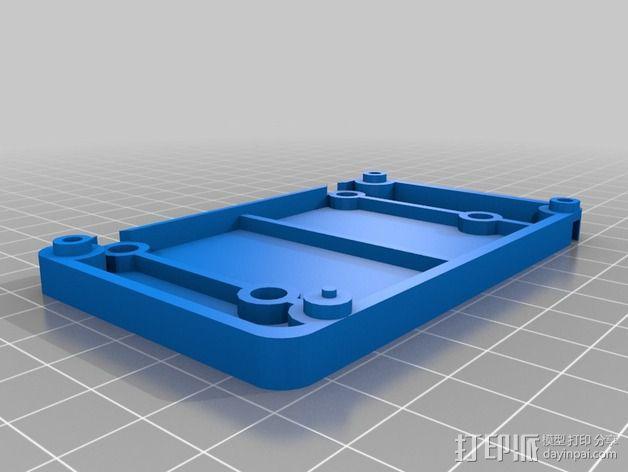 Griffin Delta式 3D打印机 3D模型  图13