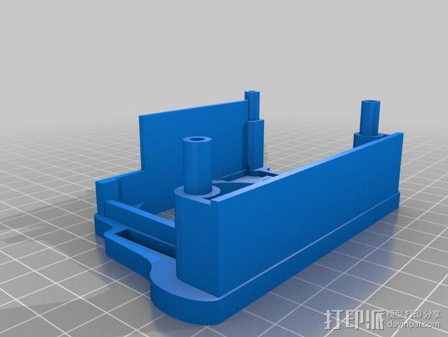 Griffin Delta式 3D打印机 3D模型  图28
