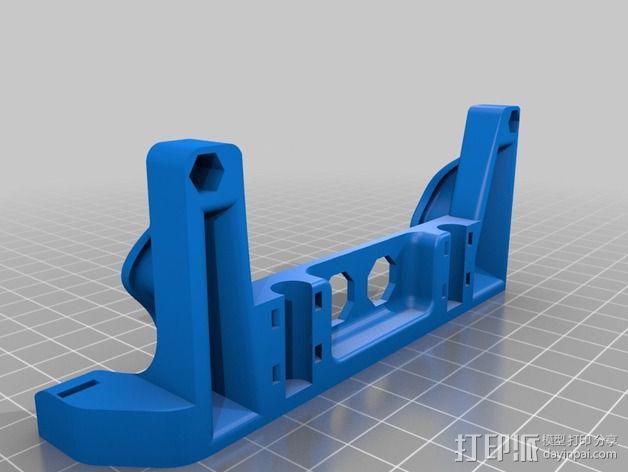 Printrbot打印机X轴部件 3D模型  图15