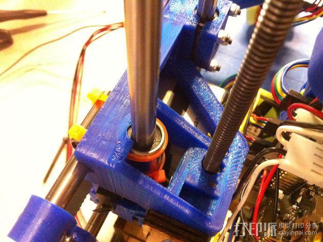 Printrbot打印机 Y轴部件 3D模型  图10