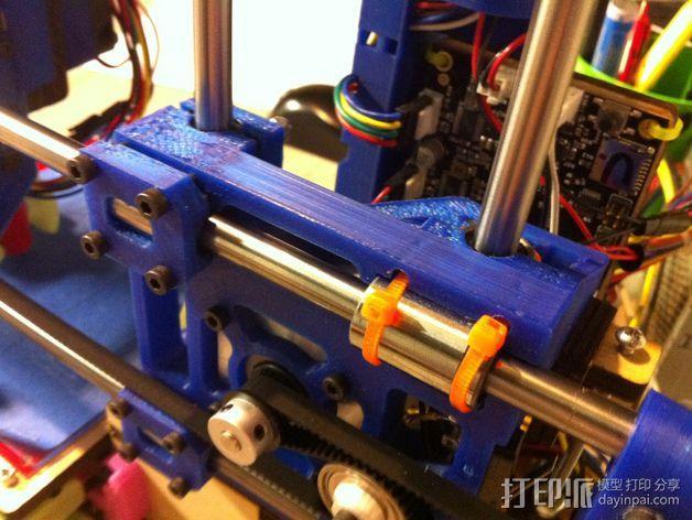 Printrbot打印机 Y轴部件 3D模型  图9