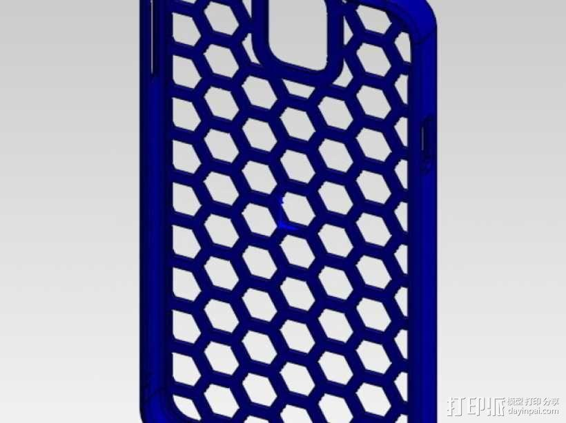 三星Galaxy Note 3 手机套 3D模型  图5