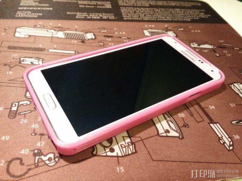 三星Galaxy Note 3 手机套 3D模型  图15
