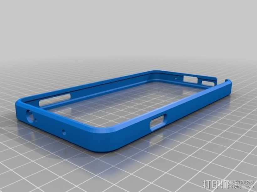 三星Galaxy Note 3 手机套 3D模型  图20