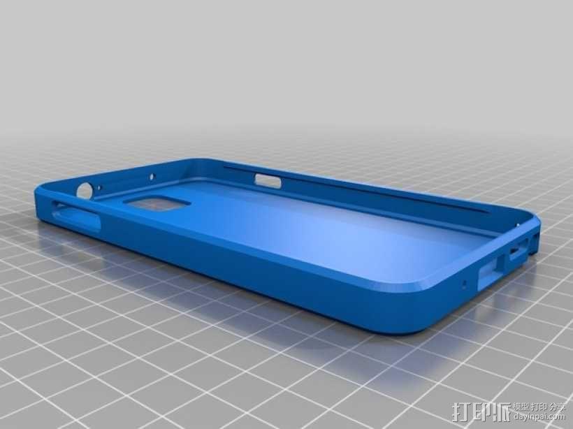 三星Galaxy Note 3 手机套 3D模型  图22