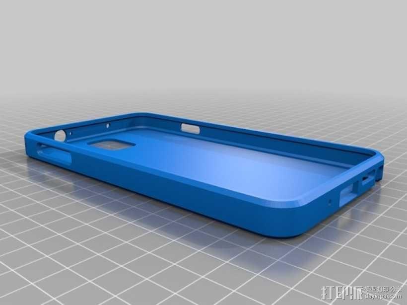 三星Galaxy Note 3 手机套 3D模型  图21