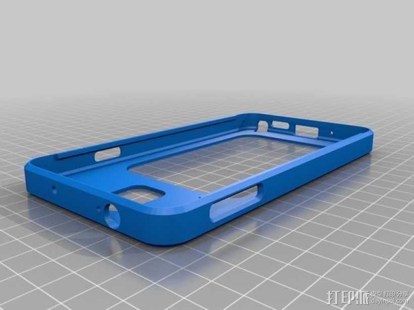 三星Galaxy Note 3 手机套 3D模型  图23