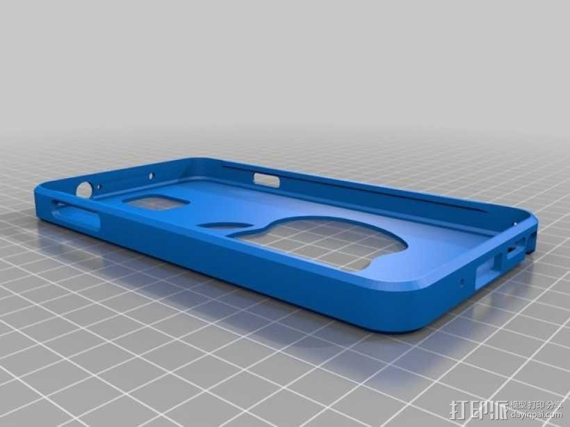 三星Galaxy Note 3 手机套 3D模型  图24