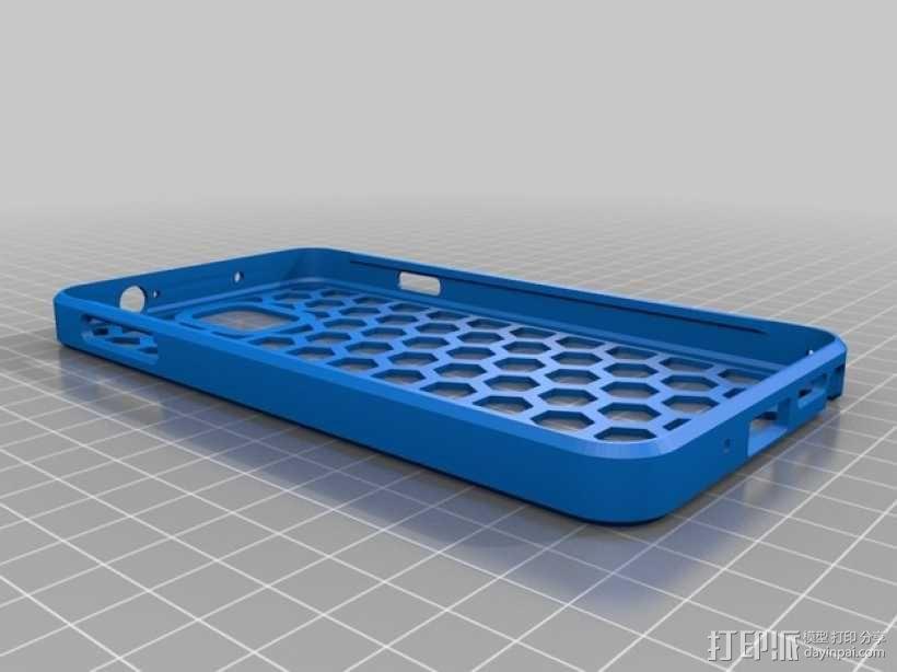 三星Galaxy Note 3 手机套 3D模型  图26