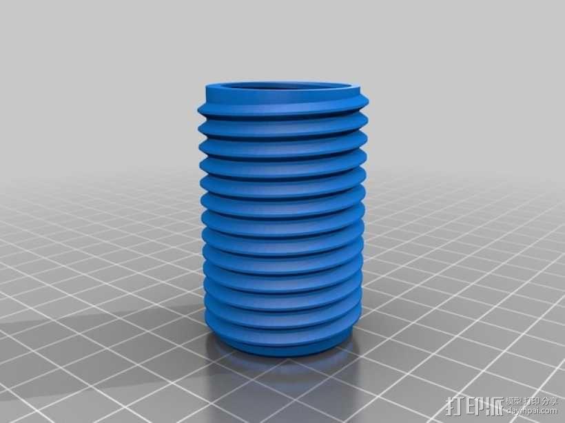 线轴架 3D模型  图9