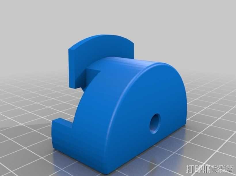 线轴架 3D模型  图11