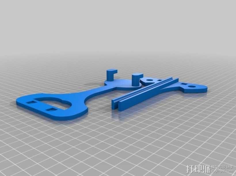 弩炮 弹弓 3D模型  图2