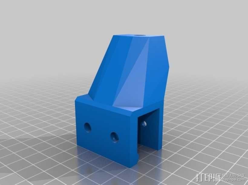 BI V2.0 3D打印机 3D模型  图2