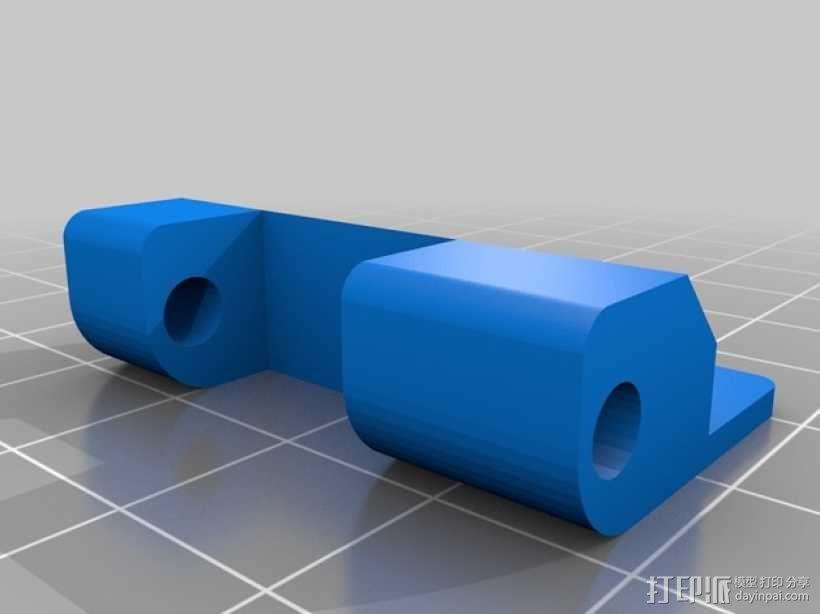 BI V2.0 3D打印机 3D模型  图17