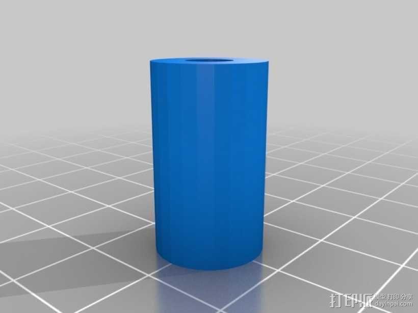 BI V2.0 3D打印机 3D模型  图16