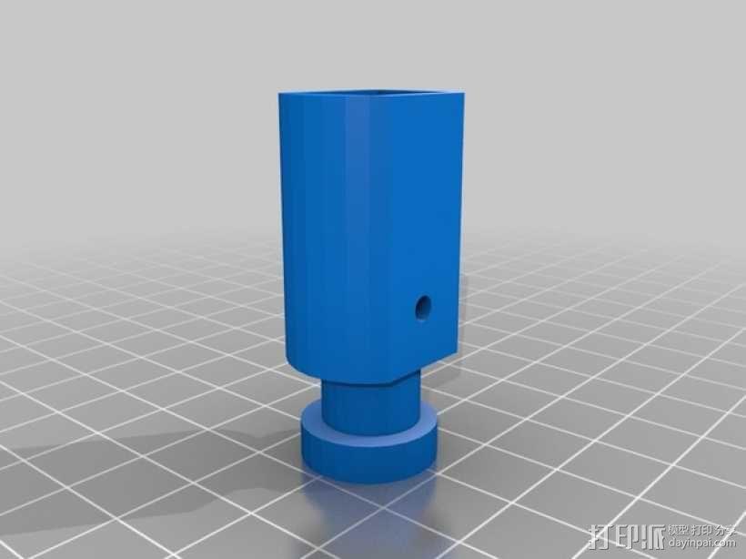 BI V2.0 3D打印机 3D模型  图19