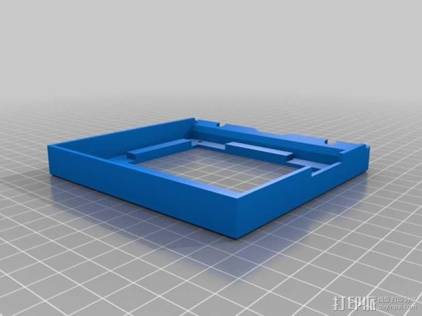 BI V2.0 3D打印机 3D模型  图18