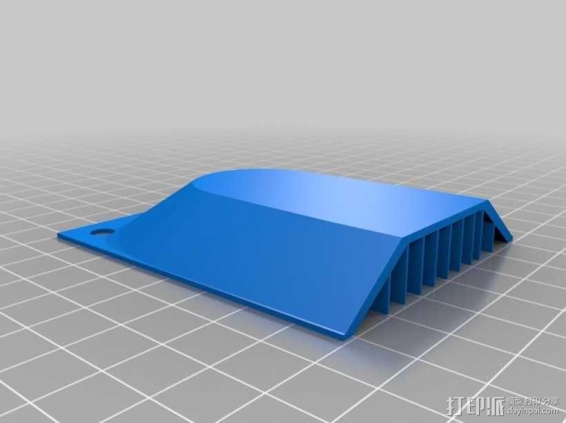 BI V2.0 3D打印机 3D模型  图22