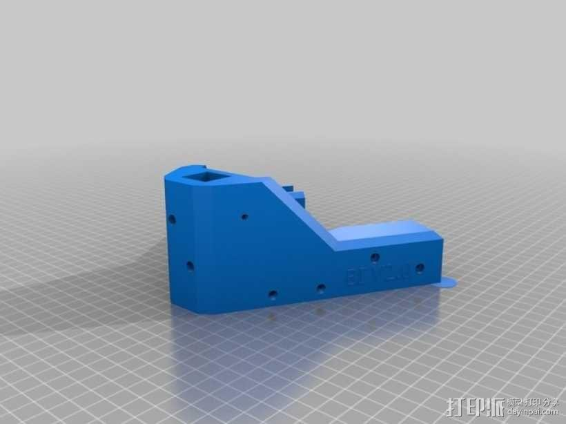 BI V2.0 3D打印机 3D模型  图30