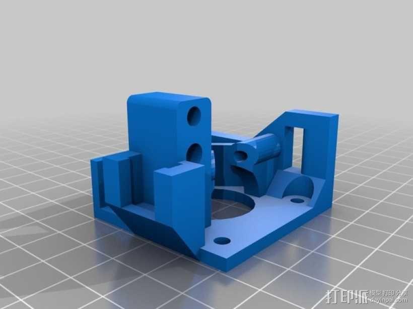 BI V2.0 3D打印机 3D模型  图32