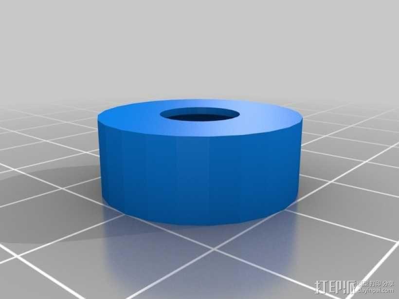 BI V2.0 3D打印机 3D模型  图36