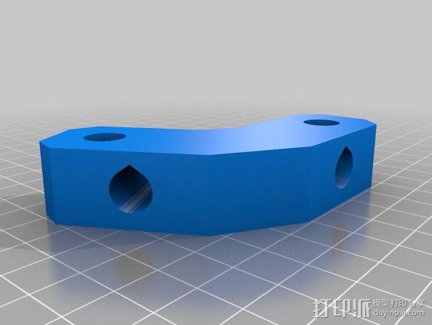 Radus Prusa i2打印机部件 3D模型  图6