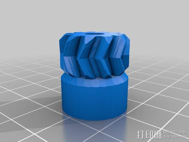Radus Prusa i2打印机部件 3D模型  图11