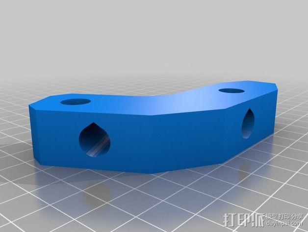 Radus Prusa i2打印机部件 3D模型  图9