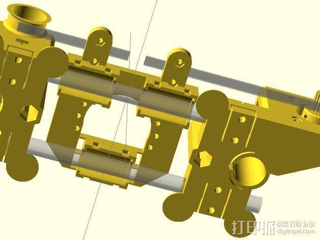 Radus Prusa i2打印机部件 3D模型  图17